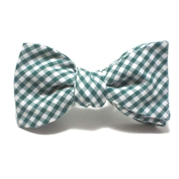Green Hornets Gingham Beau by Starboard Clothing Co. - Country Club Prep