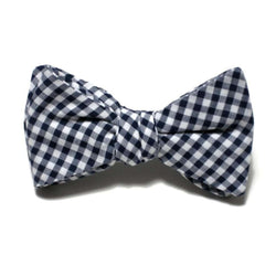 Navy Gingham Beau by Starboard Clothing Co.
