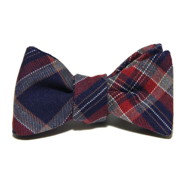 Starboard Clothing Co Madison Tartan Beau