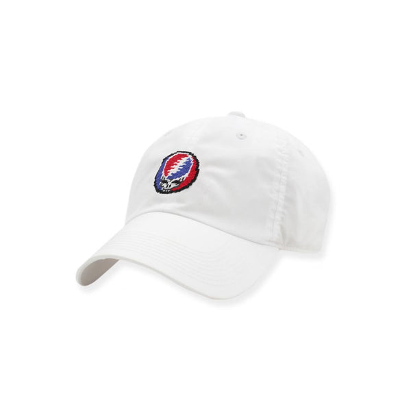 Steal Your Face Needlepoint Performance Hat by Smathers & Branson