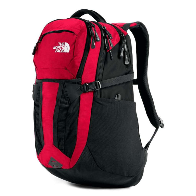 Country Club Prep TNF Red Ripstop and TNF Black