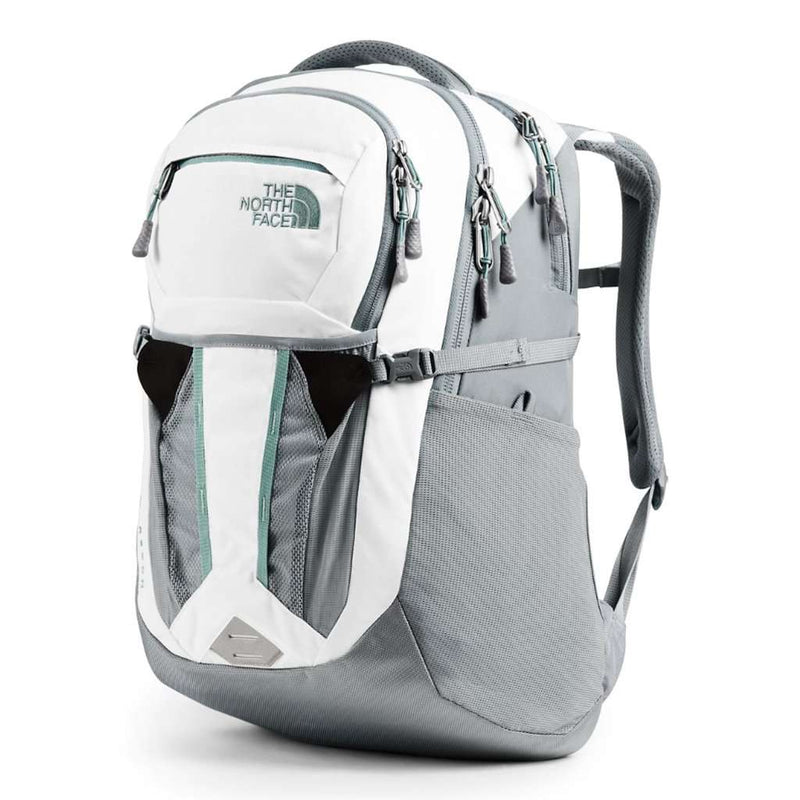 Country Club Prep TNF White Directional Heather and Mid Grey