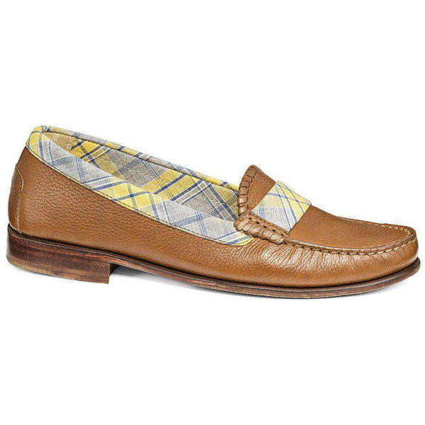 Tanner Loafer in Mahogany by Jack Rogers