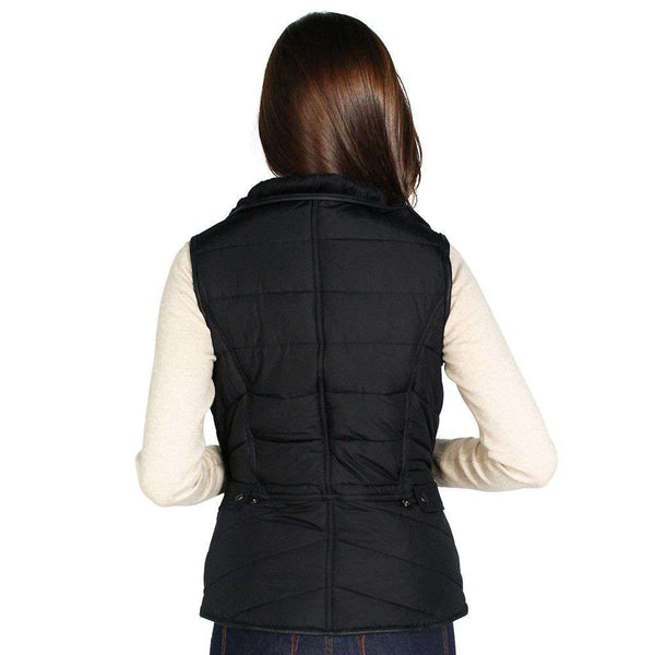 Terrain Gilet in Black by Barbour - FINAL SALE