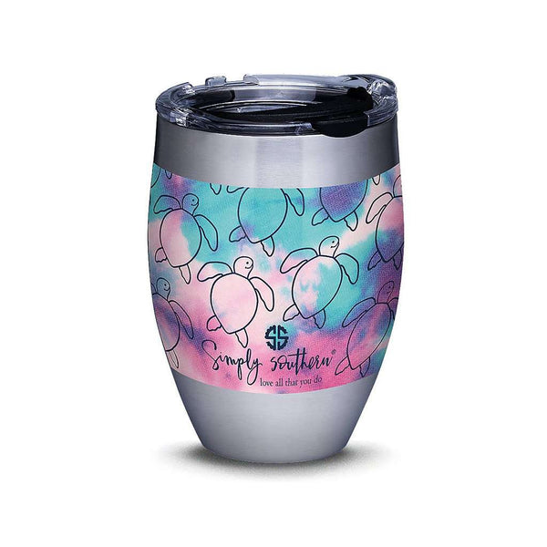 Tervis Simply Southern® All Over Sea Turtles Stainless Steel 12oz Tumbler