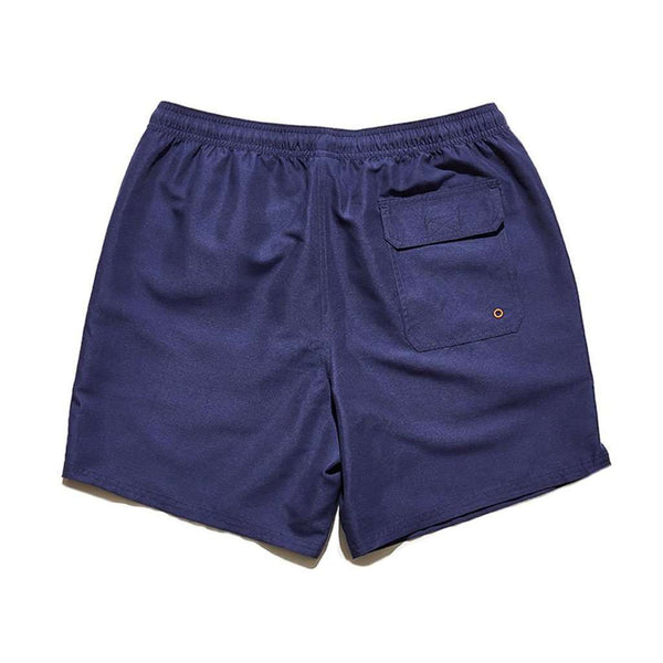 Normal Trunks in Navy & Orange by The Normal Brand - FINAL SALE