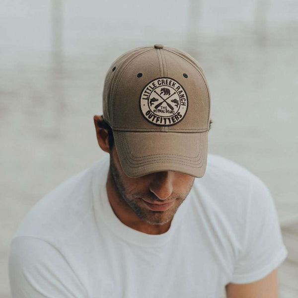 The LCR Cap in Oak by The Normal Brand - FINAL SALE