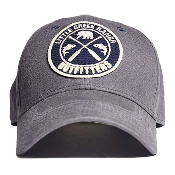 The LCR Cap in Ocean by The Normal Brand - FINAL SALE
