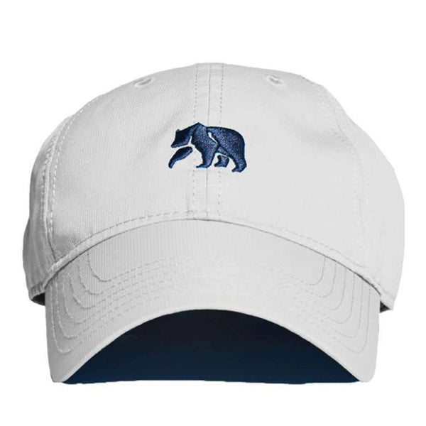 The Performance Bear Cap in Grey by The Normal Brand - FINAL SALE