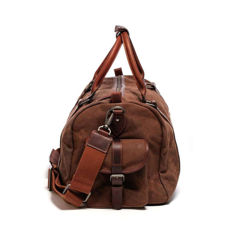 The Garrett Bag in Brown by The Normal Brand - FINAL SALE
