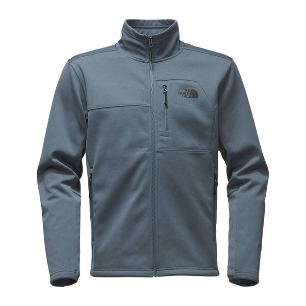 The North Face Men's Apex Risor Jacket in Conquer Blue Heather