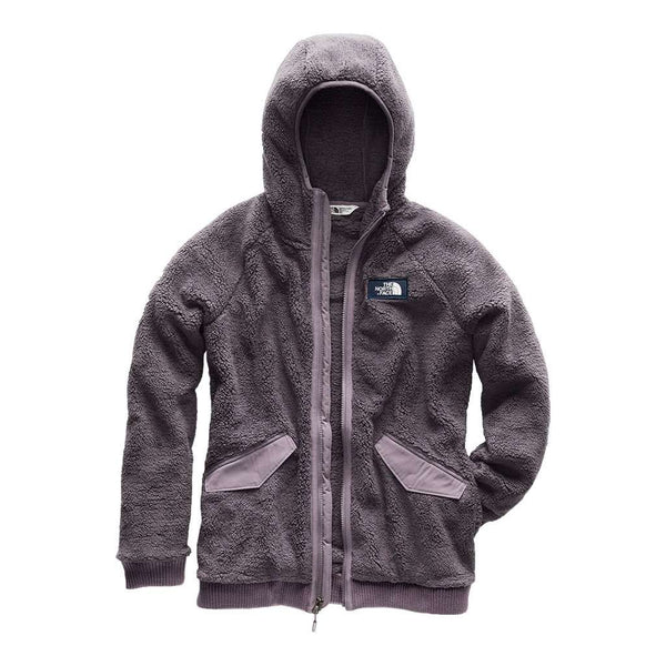 The North Face Women's Campshire Bomber in Rabbit Grey