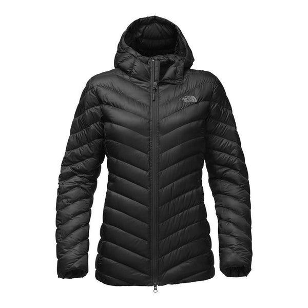 The North Face Women S Trevail Parka In Tnf Black