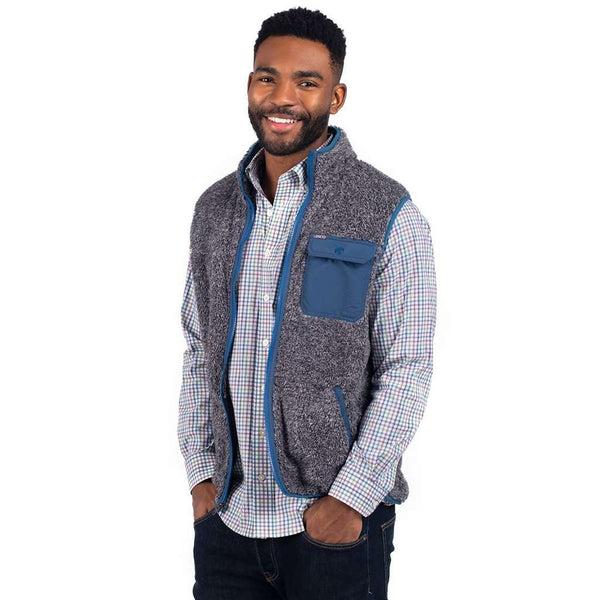 The Southern Shirt Co. Kodiak Vest in Mountain Ash