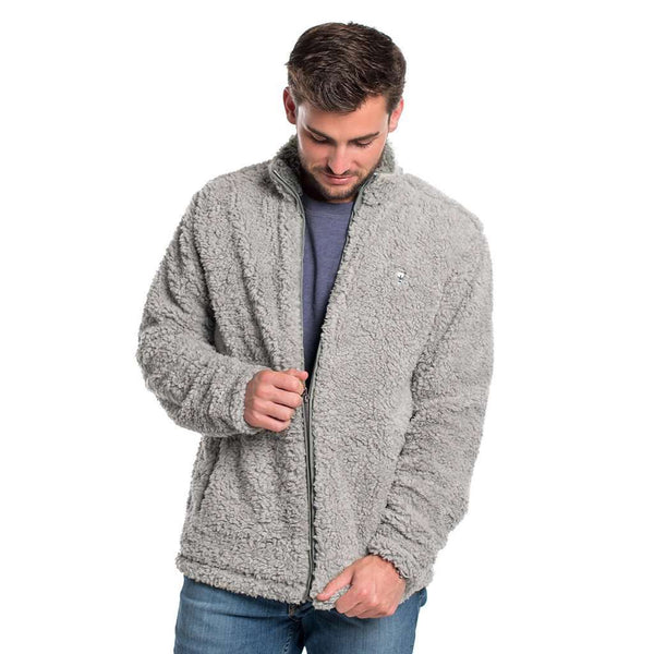 The Southern Shirt Co. PRE-ORDER Sherpa Jacket in High Rise