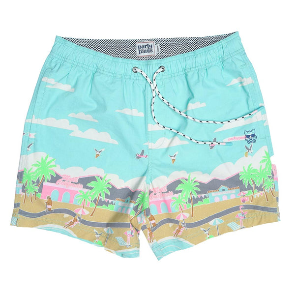Tico's Tacos Swim Short by Party Pants