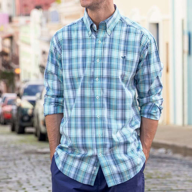 Southern Marsh Duluth Plaid Dress Shirt by Southern Marsh