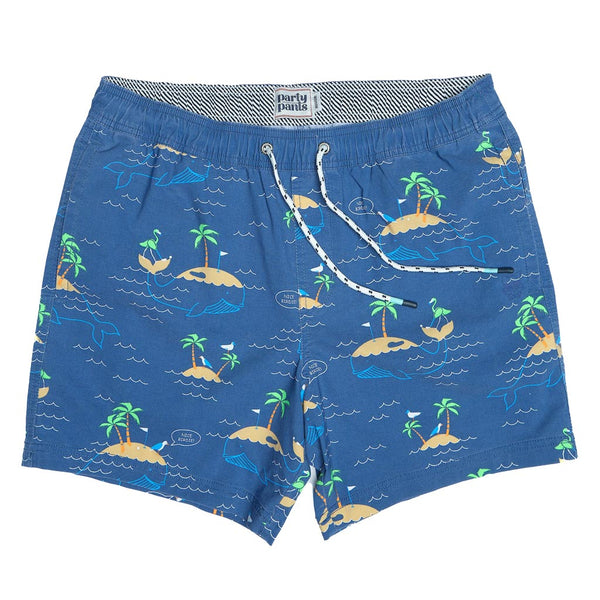 Water Hazard Swim Short by Party Pants