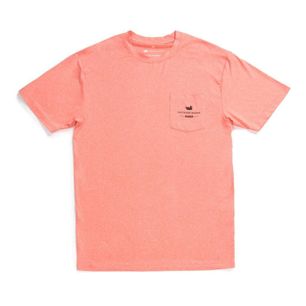 Southern Marsh FieldTec™ Heather Performance Tee - Mahi by Southern Marsh