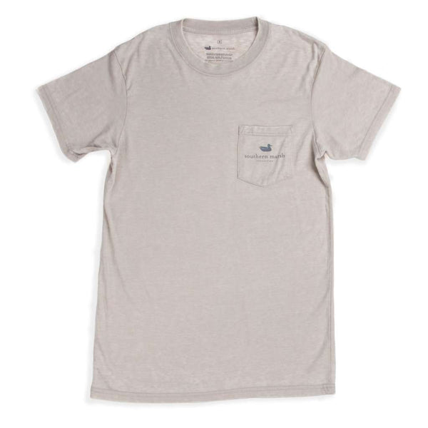 Southern Marsh SEAWASH™ Tee - Finish Line by Southern Marsh