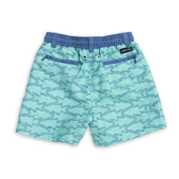 Southern Marsh Youth Dockside Swim Trunk - Schools Out by Southern Marsh