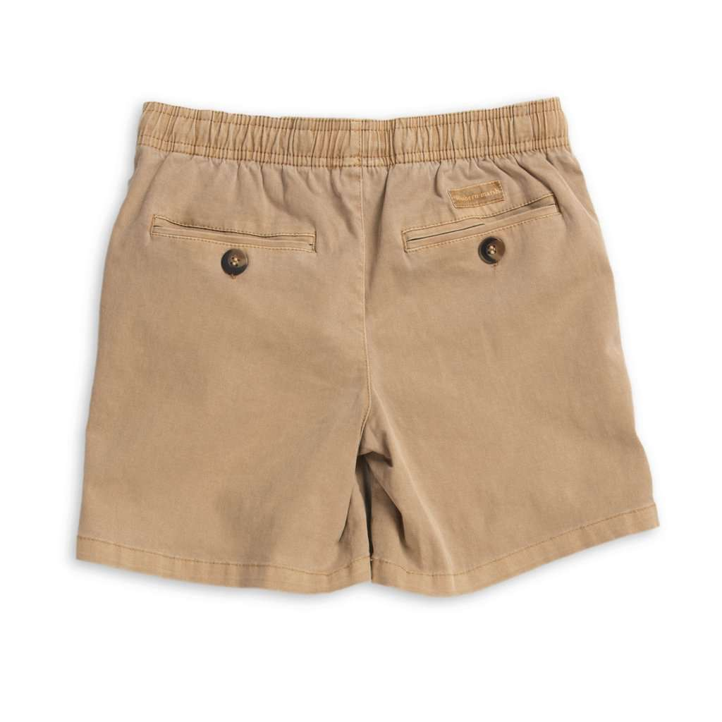 Youth Hartwell Washed Shorts by Southern Marsh