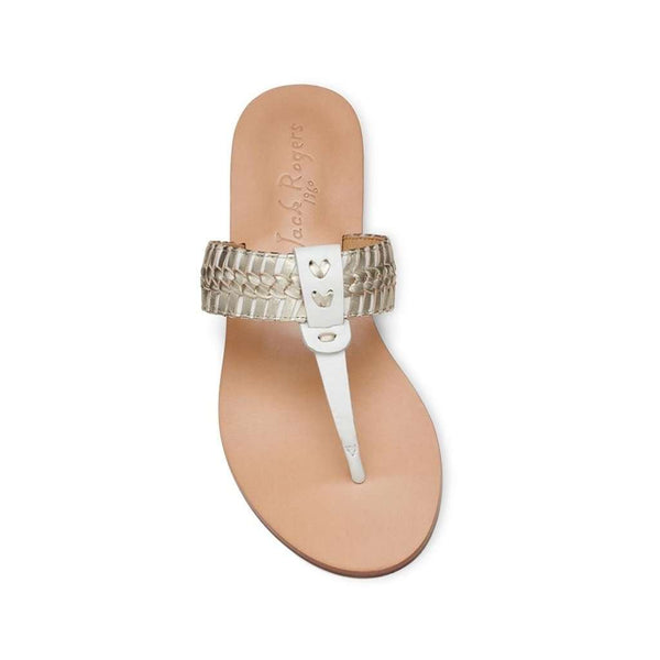Jack Rogers Tinsley Demi Wedge by Jack Rogers
