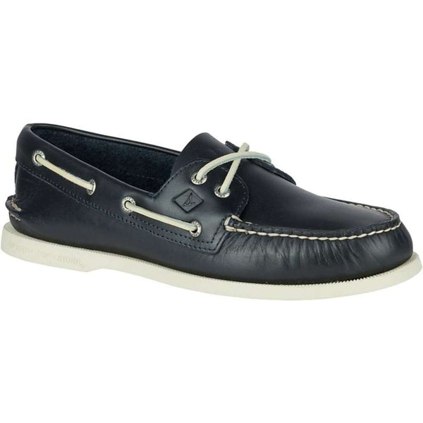 Sperry Men's Authentic Original Boat Shoe in Navy by Sperry