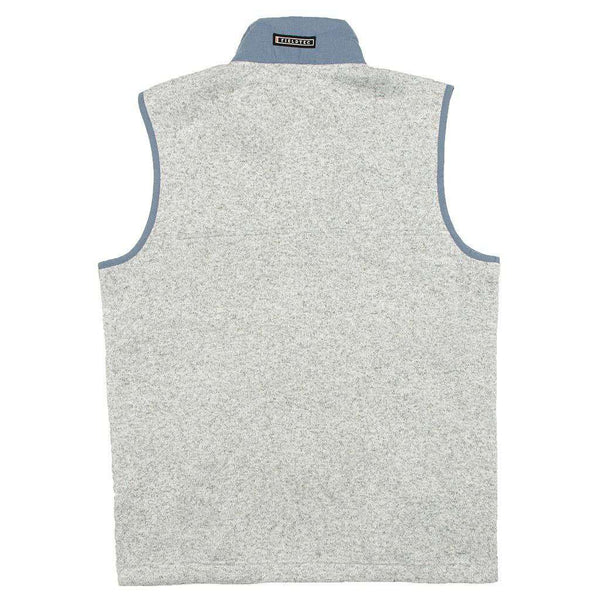 FieldTec Woodford Vest in Avalanche Grey by Southern Marsh  - 2
