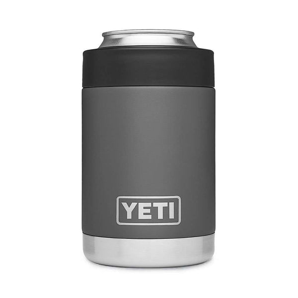 Rambler Colster in Charcoal by YETI