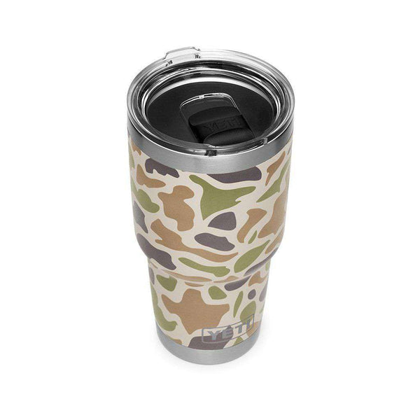 YETI 30 oz. DuraCoat  Rambler Tumbler in Camo with Magslider™ Lid by YETI