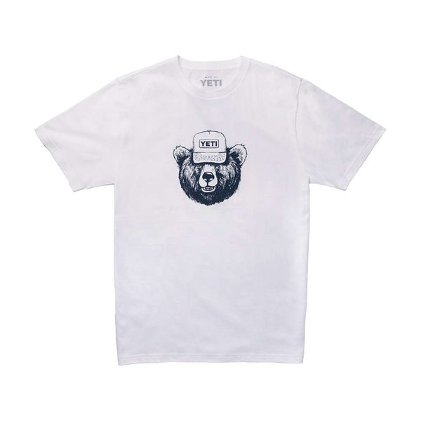 YETI Den Dweller T-Shirt in White
