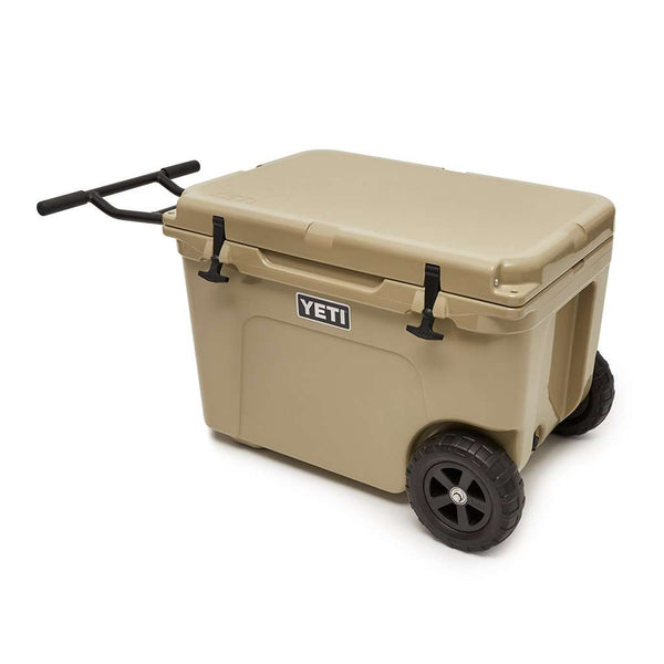 YETI Tundra Haul in Tan