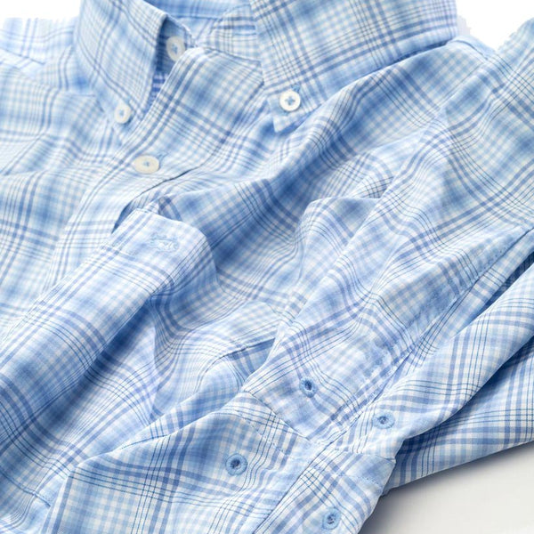 Abound Plaid Intercoastal Performance Shirt by Southern Tide