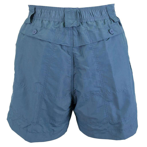 Fishing Shorts in Ocean by AFTCO