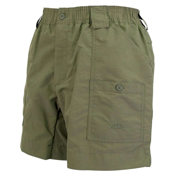 Fishing Shorts in Safari by AFTCO