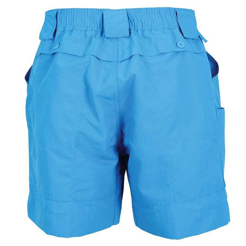Fishing Shorts in Vivid Blue by AFTCO