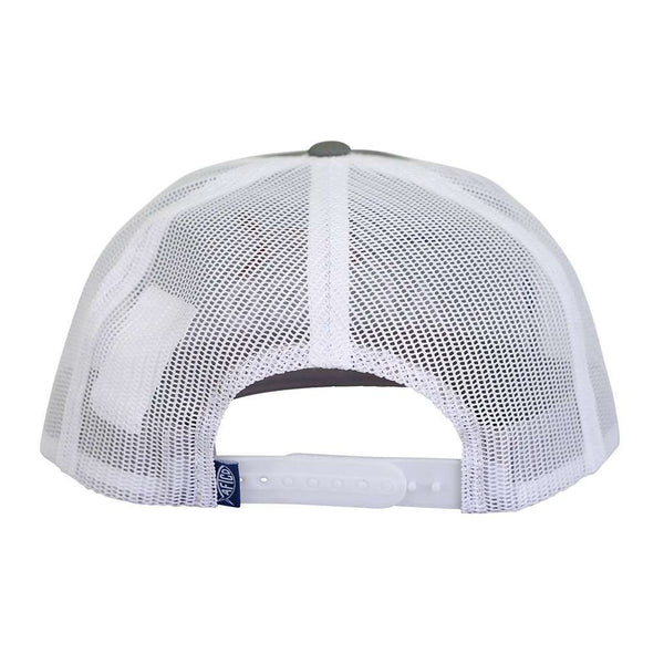 Meric Trucker Hat in Safari by AFTCO