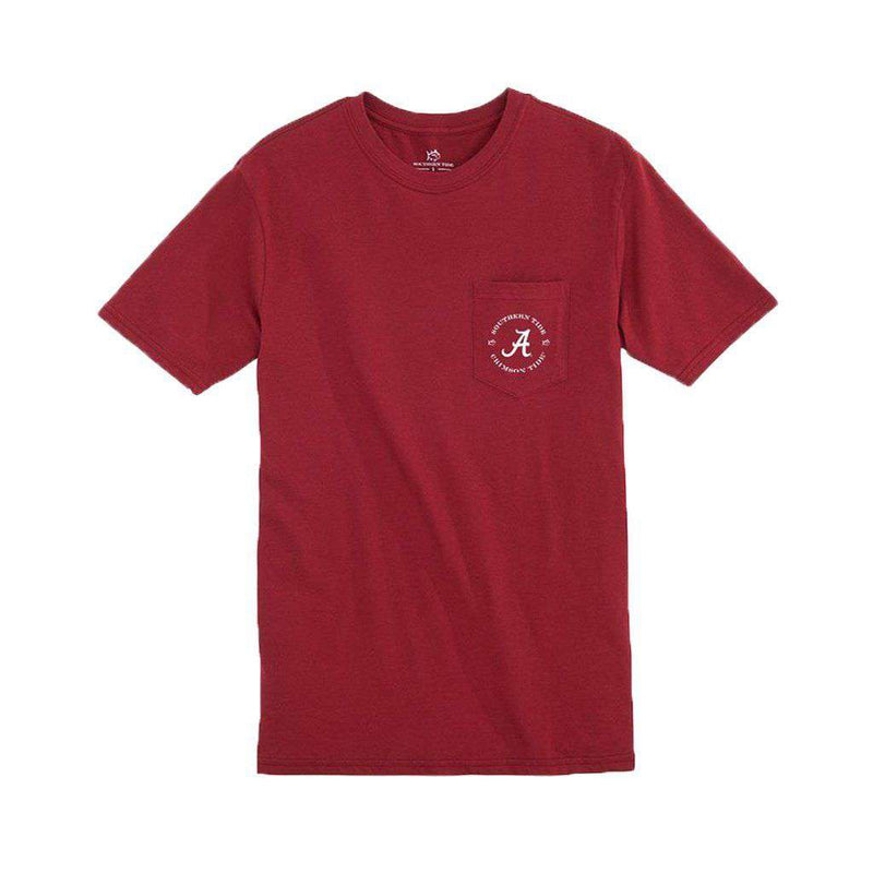 Southern Tide Alabama Chant Short Sleeve T-Shirt by Southern Tide