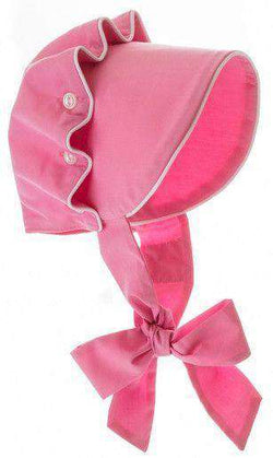 Baby,Kids - Bonnet In Hamptons Hot Pink By The Beaufort Bonnet Company