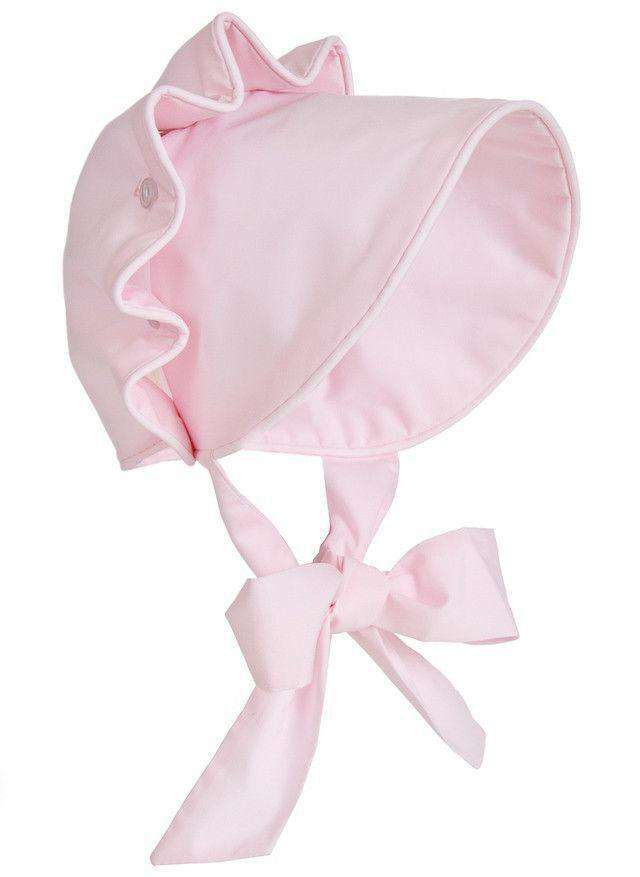 Bonnet in Plantation Pink by The Beaufort Bonnet Company