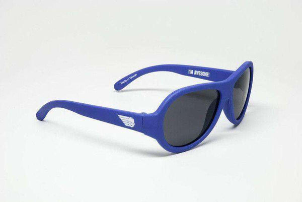 Baby,Kids - Children's Sunglasses In Blue Angel Blue By Babiators