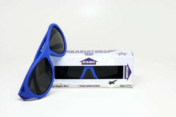 Children's Sunglasses in Blue Angel Blue by Babiators