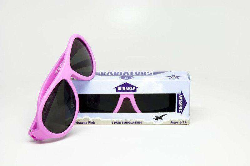 Children's Sunglasses in Princess Pink by Babiators