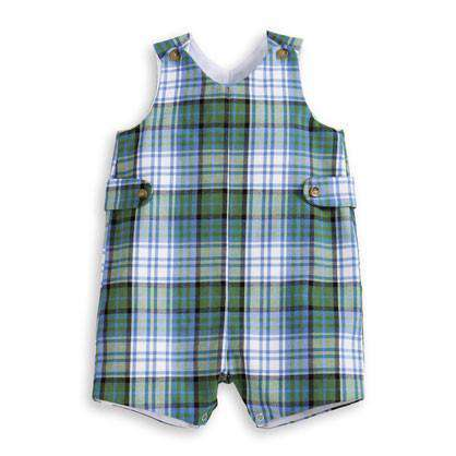 Shortall in Brookside Plaid by Bella Bliss - FINAL SALE