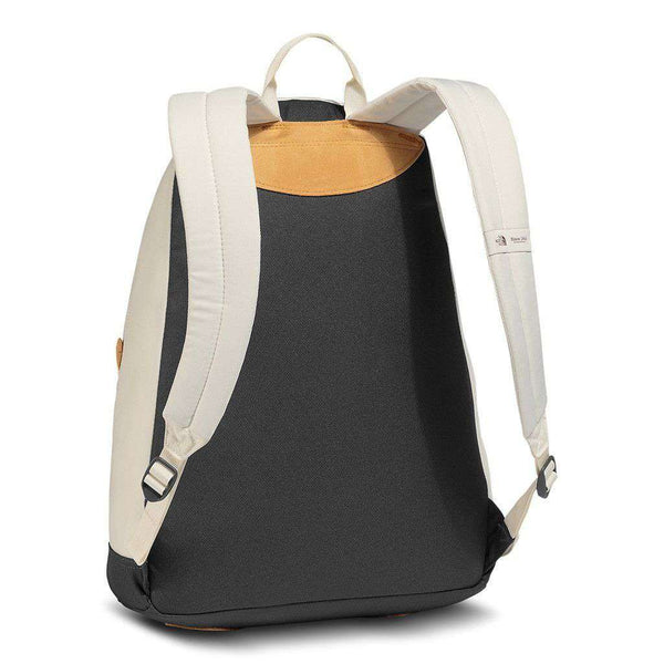 Berkeley Backpack in Asphalt Grey and Vintage White by The North Face
