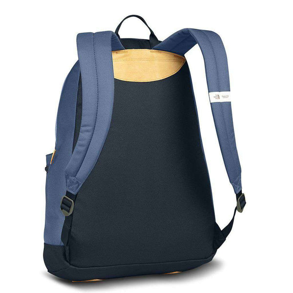 Berkeley Backpack in Shady Blue and Urban Navy by The North Face