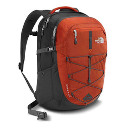 Bags - Borealis Backpack In Ketchup Red And Asphalt Grey By The North Face