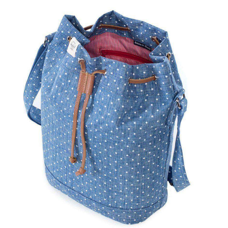 89c5ee36dd9 Bags - Carlow Crossbody In Limoges With White Polka Dots By Herschel Supply  Co.