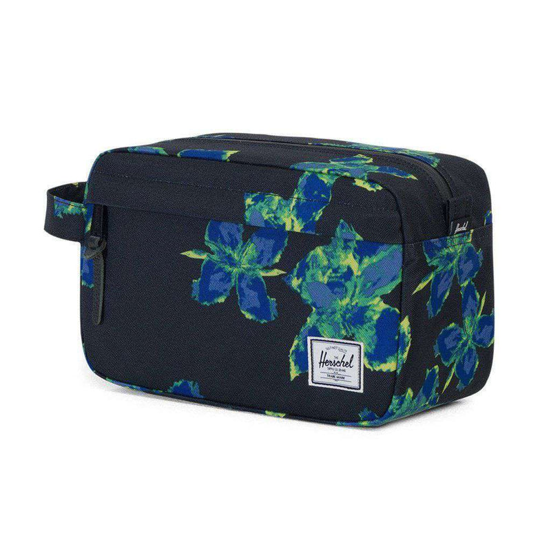 Chapter Travel Kit in Neon Floral by Herschel Supply Co. - FINAL SALE
